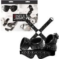 БДСМ комплект за грях – BDSM Sinful Bondage Kit