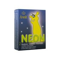 Презервативи Amor Neon 2 бр