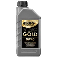 ЛУБРИКАНТ EROS BLACK GOLD 0W40 1000мл