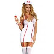 Секси костюм на медицинска сестра