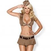 Секси войнишки костюм Obsessive
